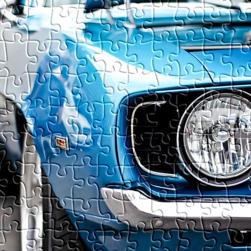 Modern & Vintage Car Jigsaw Puzzles HD