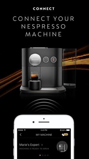 app nespresso