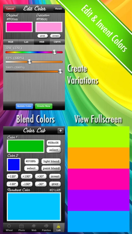 Color Companion - Analyzer & Converter screenshot-3