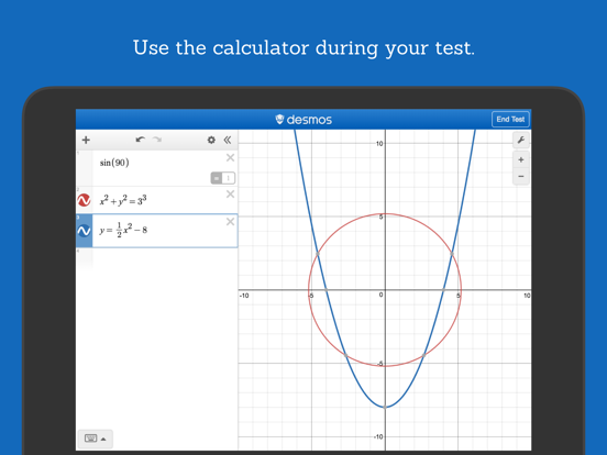 Desmos Test Mode | App Price Drops