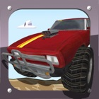 4WD Mountain Offroad Rush icon