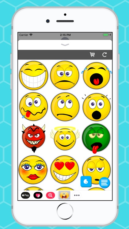 Best Emoji Sticker Packs! screenshot-5