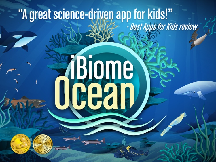 iBiome-Ocean screenshot-0