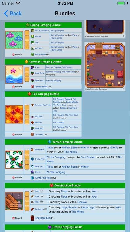Handbook for Stardew Valley screenshot-6