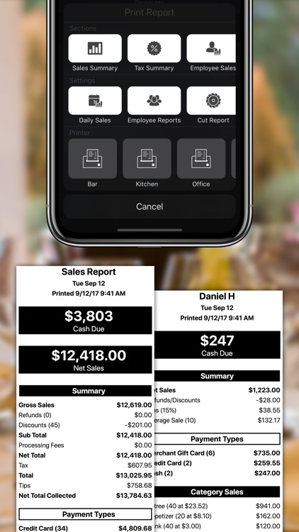 Sales Pro - Square POS Reports screenshot-8