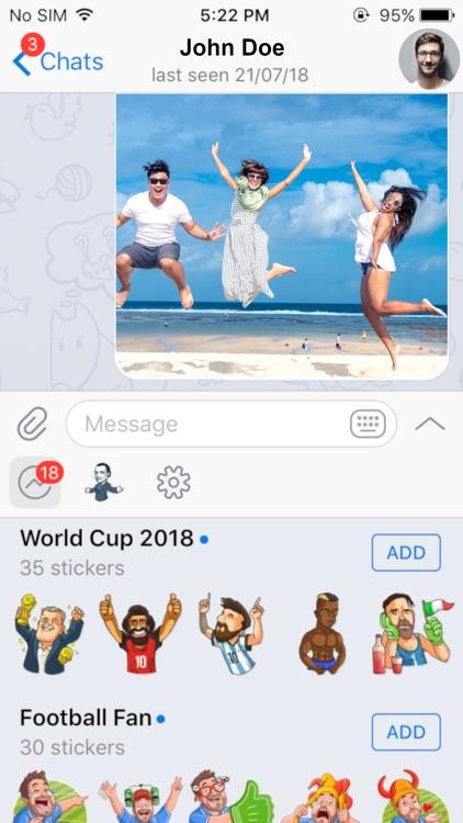 Messenger VPN screenshot-3