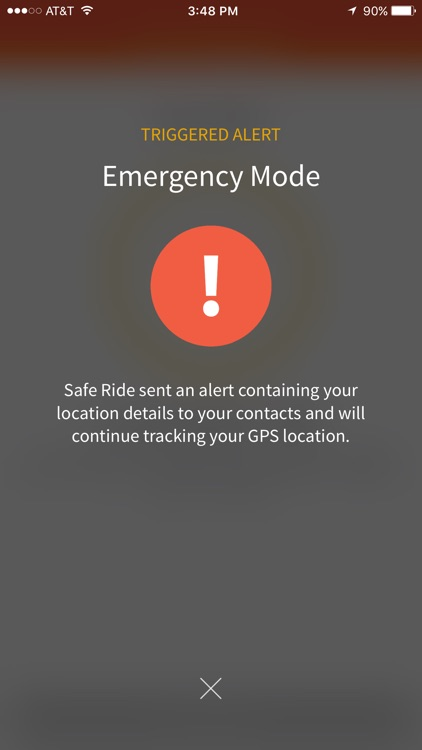 SafeRide/WalkSafe screenshot-3