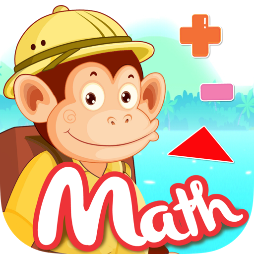 Monkey Math: games & practice