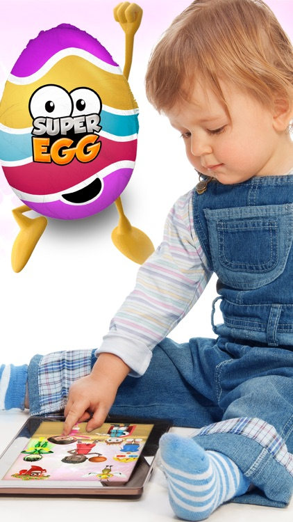 Chocolate eggs for kids screenshot-4