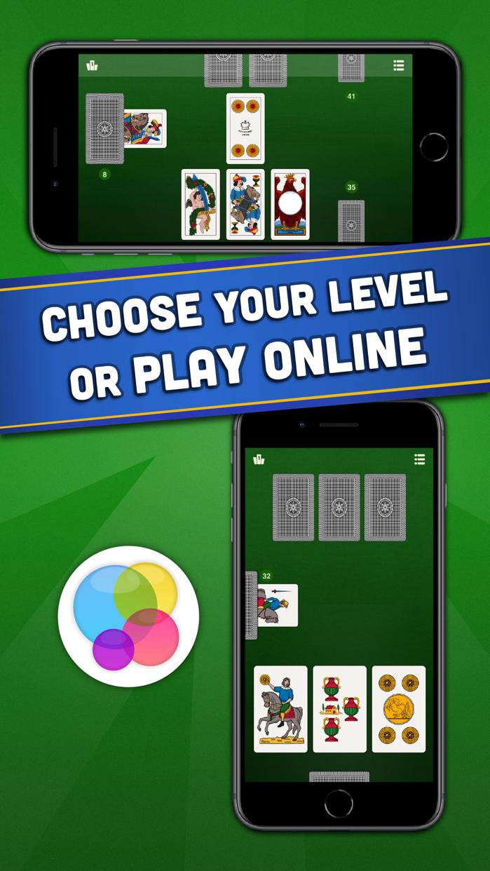 La Briscola Classic Card Games Screenshot