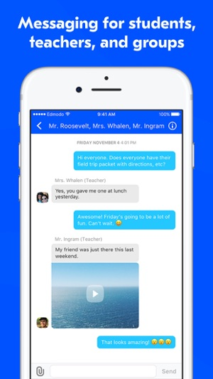 Edmodo : Classroom Tools on the App Store