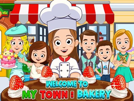 My Town : Bakery screenshot #1