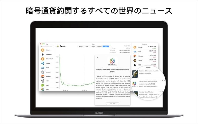 ビットコインウィジェット windows10