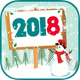 New Year Greting 2018 & Wishes