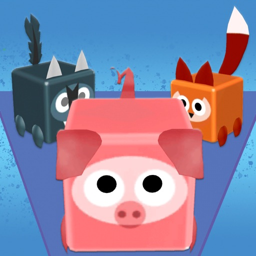 Piggy Escape Run