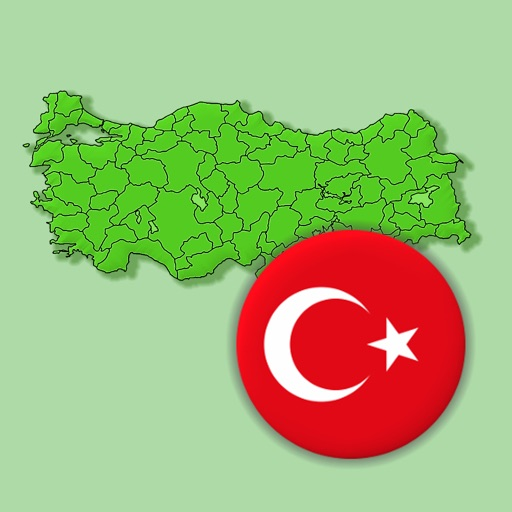 Provinces of Turkey - Quiz icon