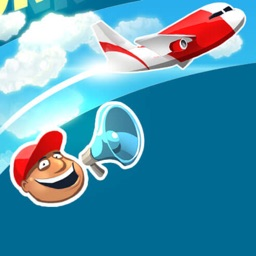Lucky airship: fun game
