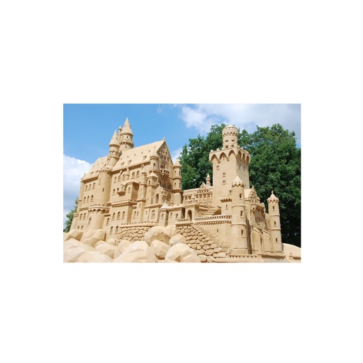 Sand Castle Sticker Pack