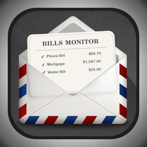 Bills Monitor Pro app