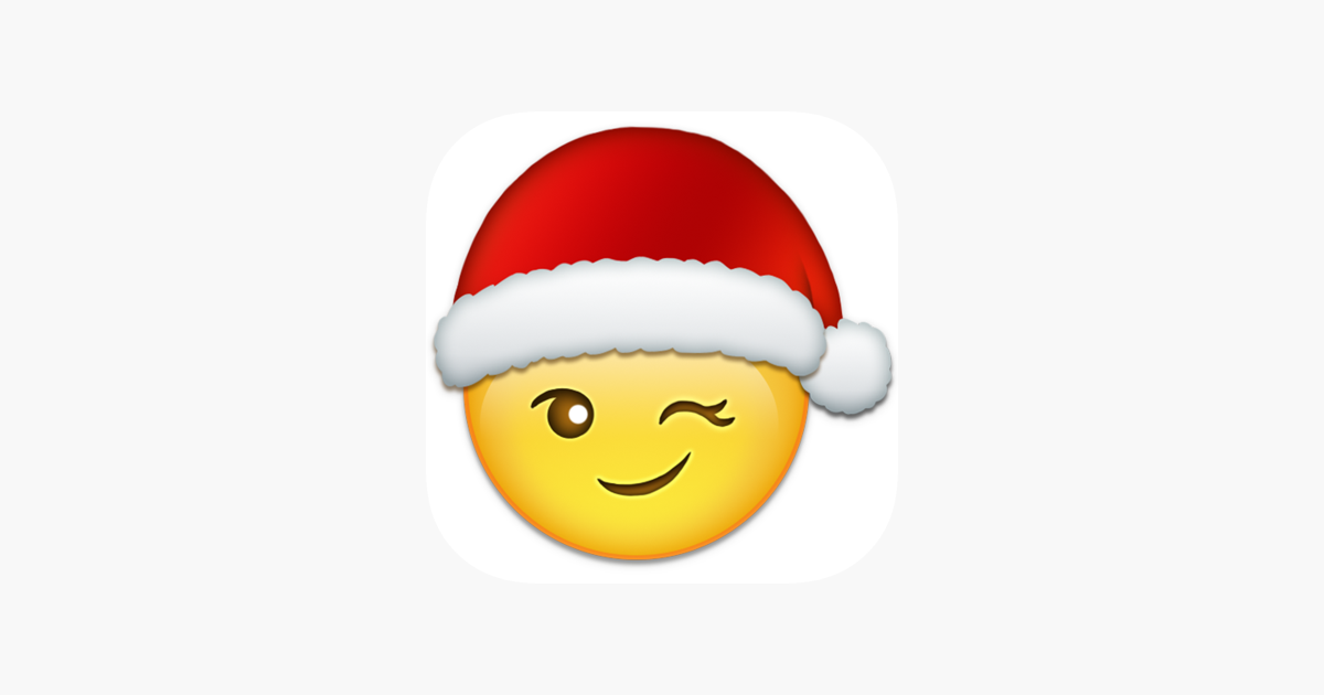 bc087c83c5cc9  Emoji Added - Christmas Emoji on the App Store
