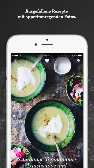 Screenshot for Green Kitchen in Germany App Store