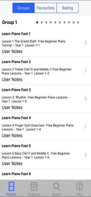 Learn Piano Fast 17+