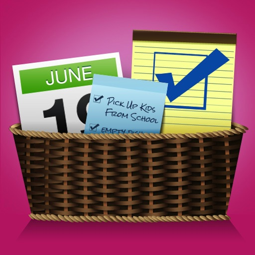 Mom's Daily Planner - Family Organizer + Coupons