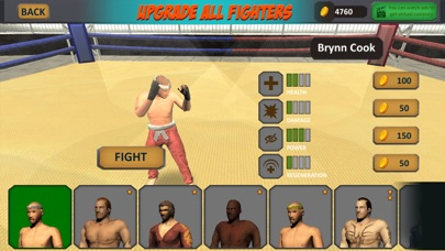 Boxing vs Kung Fu Fighting Sim Screenshot