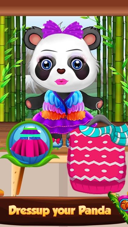 Newborn Baby Panda Day Care screenshot-5
