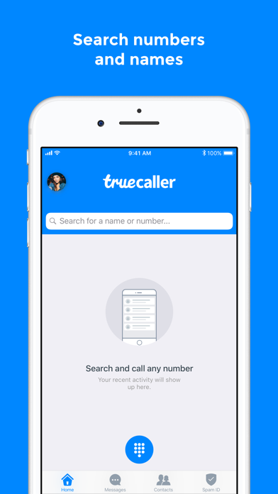 Screenshot for Truecaller in Pakistan App Store