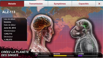 Screenshot for Plague Inc. in Lebanon App Store