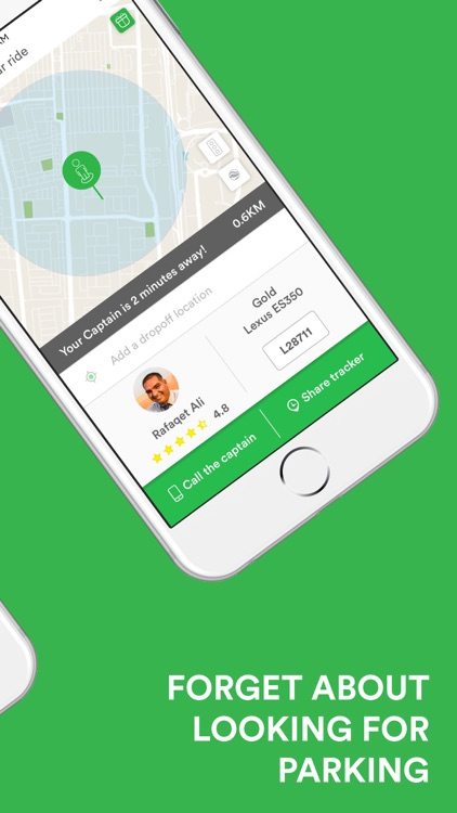 Careem كريم - Car Booking App screenshot-4