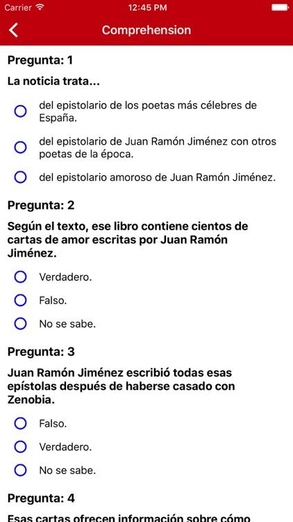 Practica Español screenshot-3