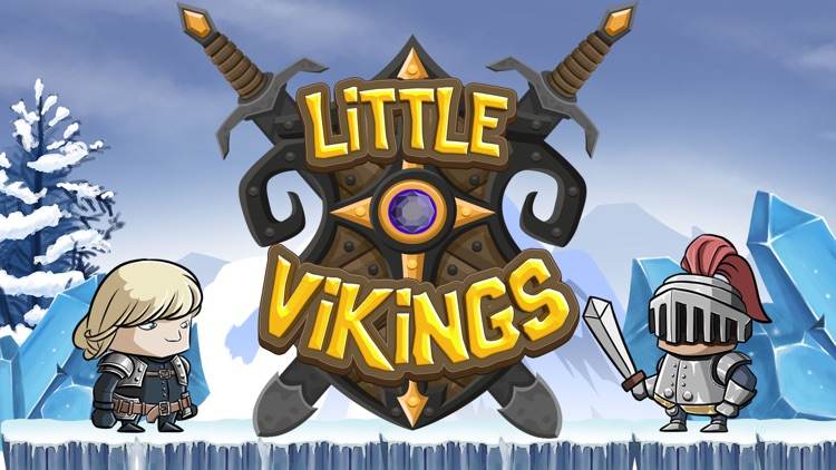 Little Vikings: Frozen Journey