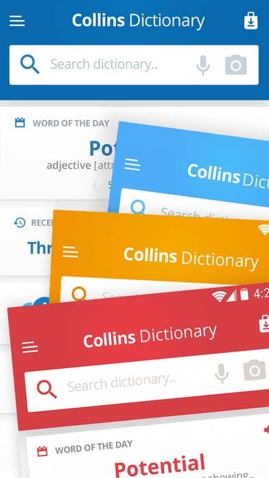 Collins Chinese Dictionary Скриншоты5