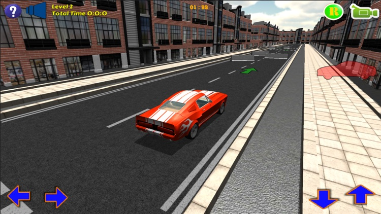 Muscle Car Parking Simulator Game PRO screenshot-4