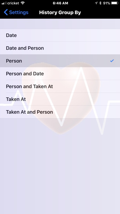 Monitor My BP screenshot-4