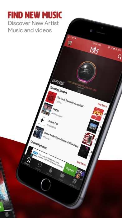 My Mixtapez Music for Windows