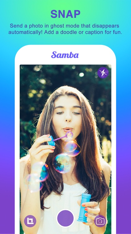 Samba Messenger screenshot-1