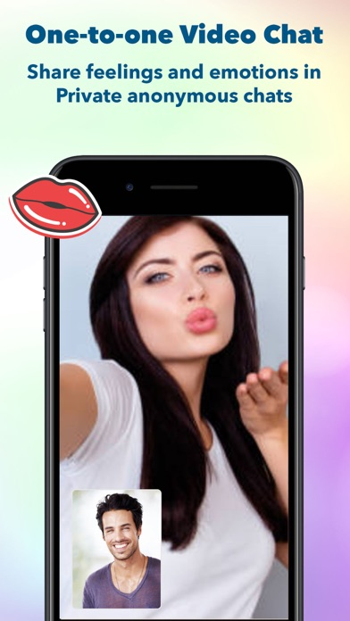 Omegle app image