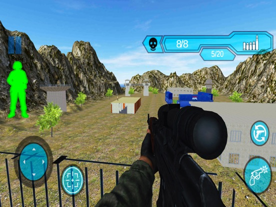 counter attack 3d