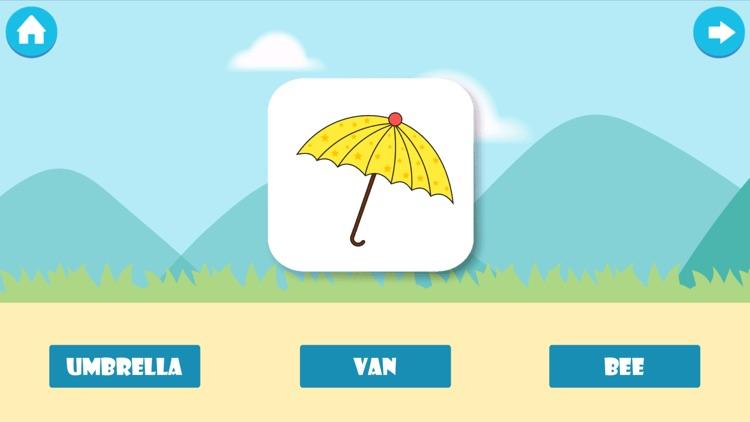 Learn English Games for Kids screenshot-3