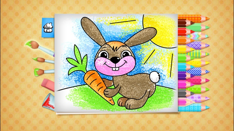 123 Kids Fun COLORING BOOK screenshot-3