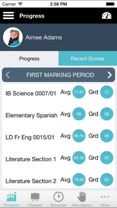 StudentPlus Screenshot