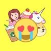 SWAGMOJI - Emoji & Stickers - iPhoneアプリ
