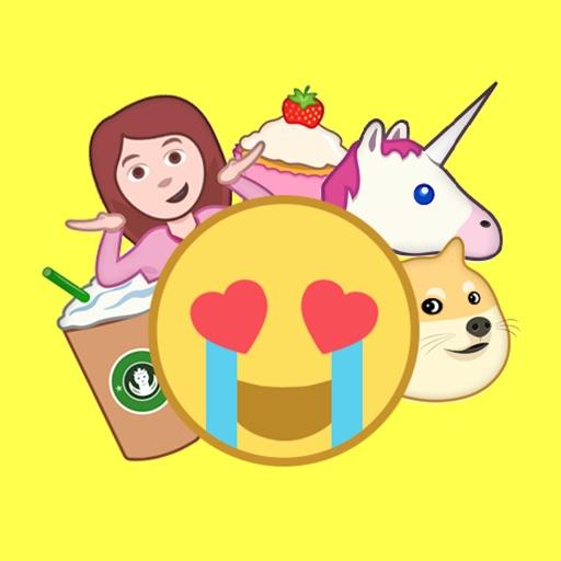 SWAGMOJI - Emoji & Stickers