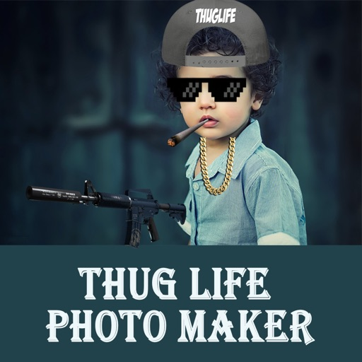 Thug Life Photo Maker Photo Booth