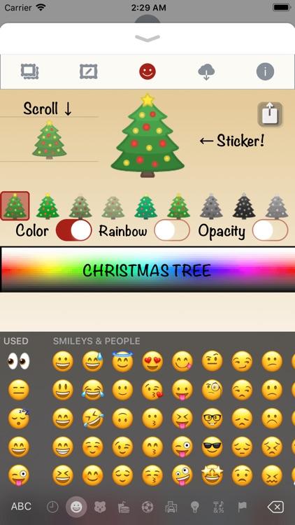 Christmas Ornaments • Stickers screenshot-5