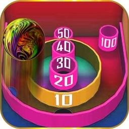 Skee Ball Hop Arcade Star