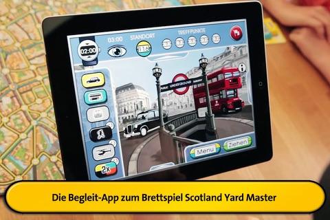 Scotland Yard Master - náhled
